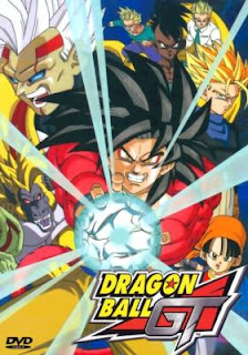 Baixar Dragon Ball GT (Dublado) Completo no MEGA