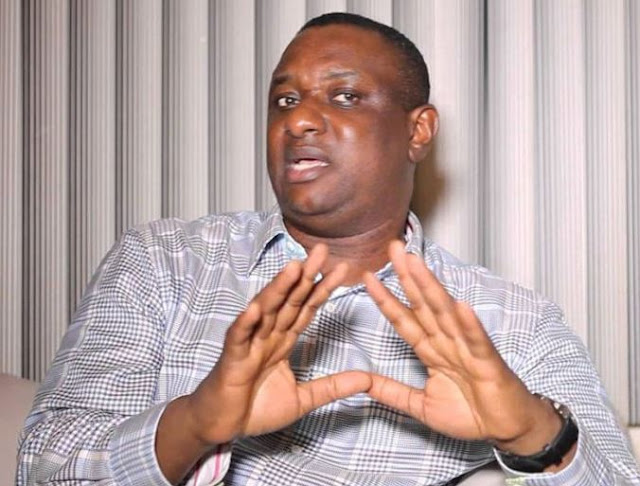 Keyamo Attacked in Awka over Appointment as Buhari's Campaign Spokesman (DETAILS)