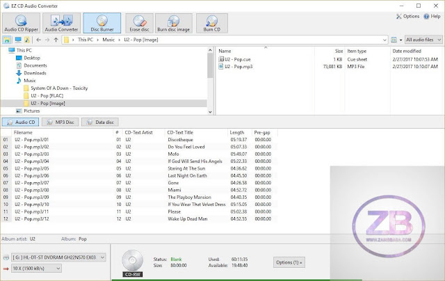 EZ CD Audio Converter Ultimate 7.0.0.1 Latest Version Download Free http://www.zainsbaba.com