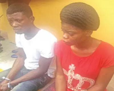 nigerian girl kidnaps herself to raise money