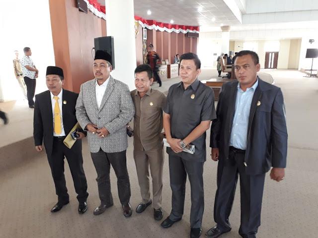 """Terkait Pelantikan PAW Helmi, Golkar Dan PDIP """"Memanas"""""""