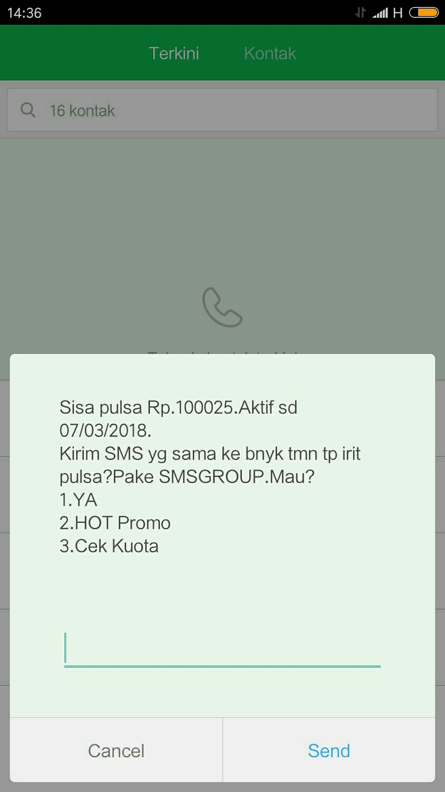 Cara Beli Diamond Top Up Mobile Legend Pakai Pulsa Liriapro X Do