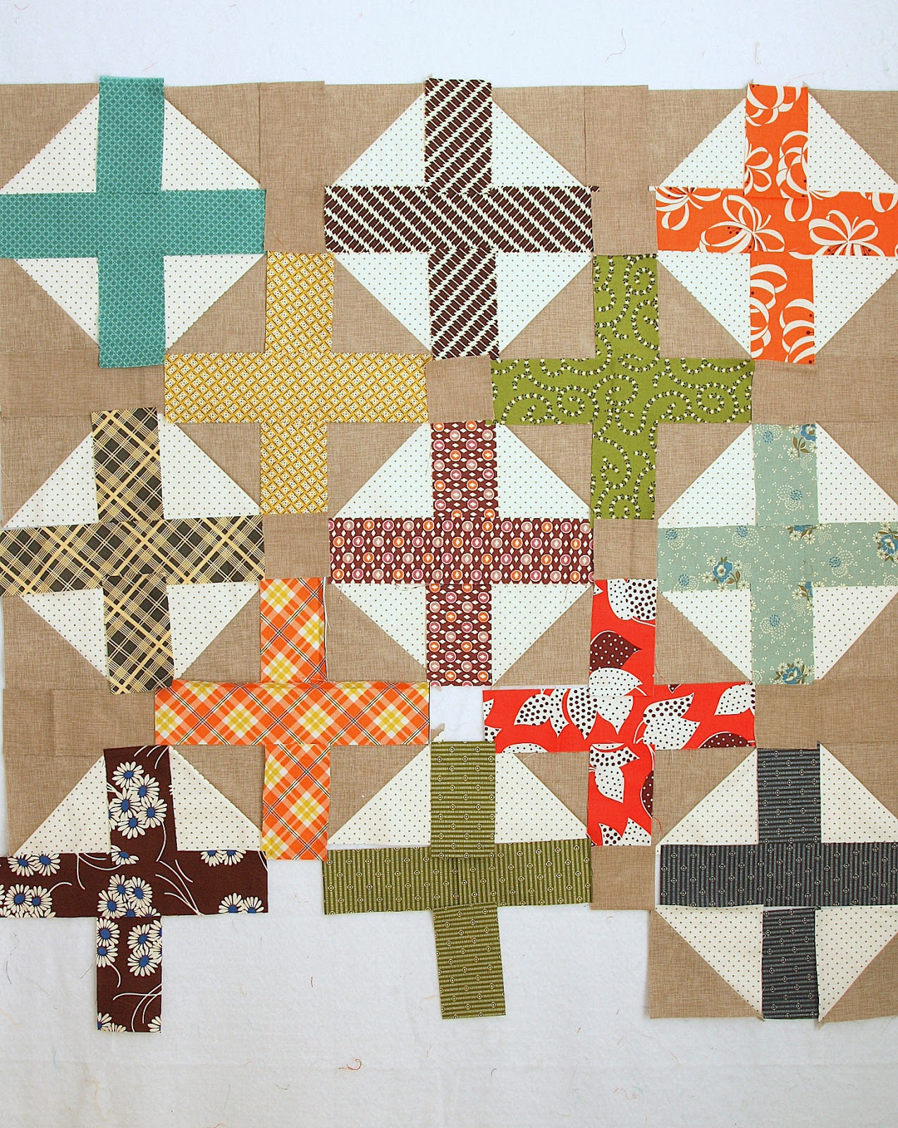 New Quilt Pattern for Sale - Hopscotch - Diary of a Quilter - a ... : hopscotch quilt shop - Adamdwight.com