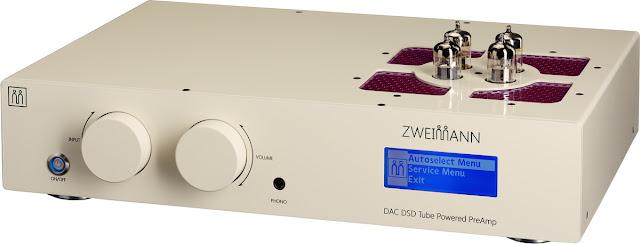 Zweimann USB DSD DAC