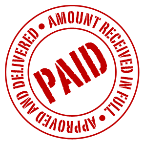 paid stamp png - photo #3