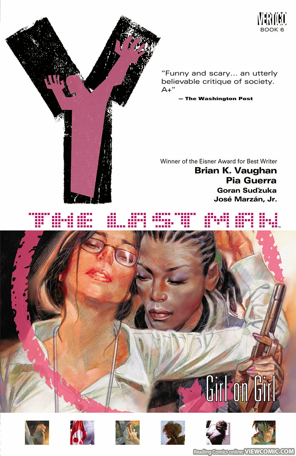 Y – The Last Man vol. 06 – Girl On Girl (2005)