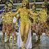 Confirmado! Juliana Paes é a nova rainha de bateria da Grande Rio
