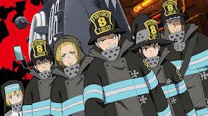 ▷ Descargar Fire Force ✅ [05/??] [HD] [720P] [Sub Español] [Mega | Mediafire]