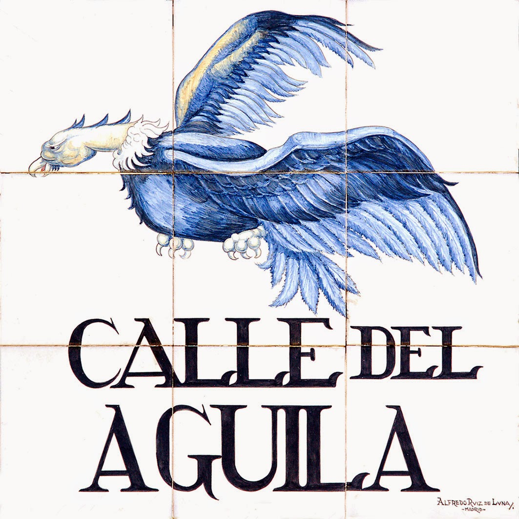 Calle del Aguila