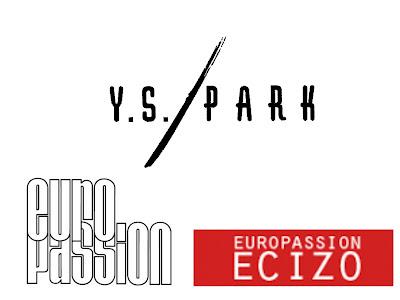 Logo YS Park et le logo du distributeur français Europassion Ecizo - Les Mousquetettes