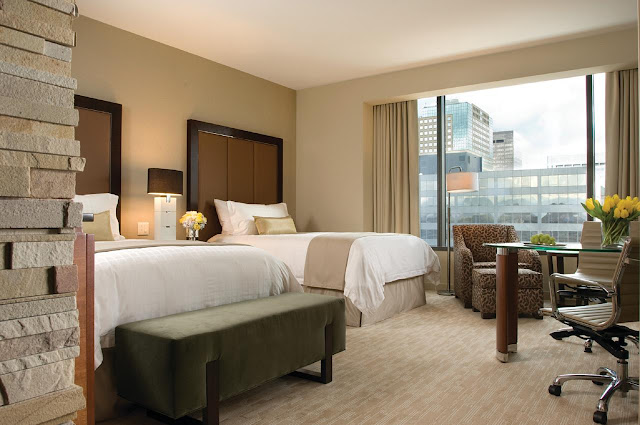 Four Seasons Hotel Denver is a downtown luxury hotel in the heart of Denver's theatre district and within range of the majestic Rocky Mountains.