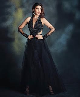 Jacqueline Fernandez from L Officiel India magazine October 2016 issue