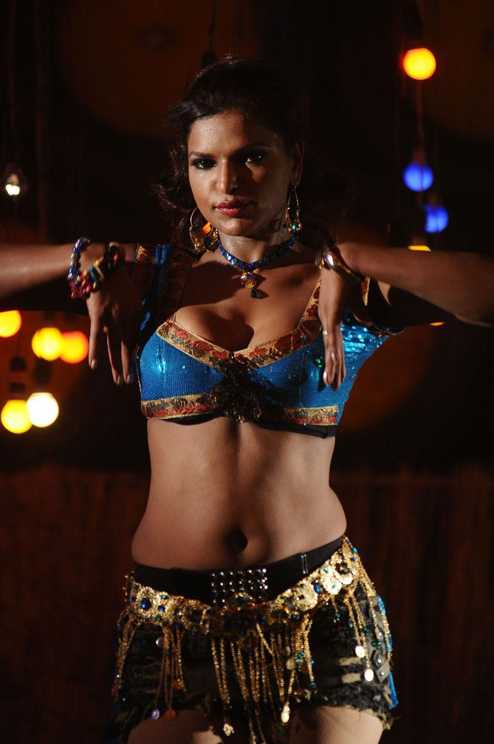 Shalini naidu new hot photos from item song