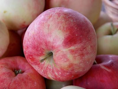 campfire apple boat recipe
