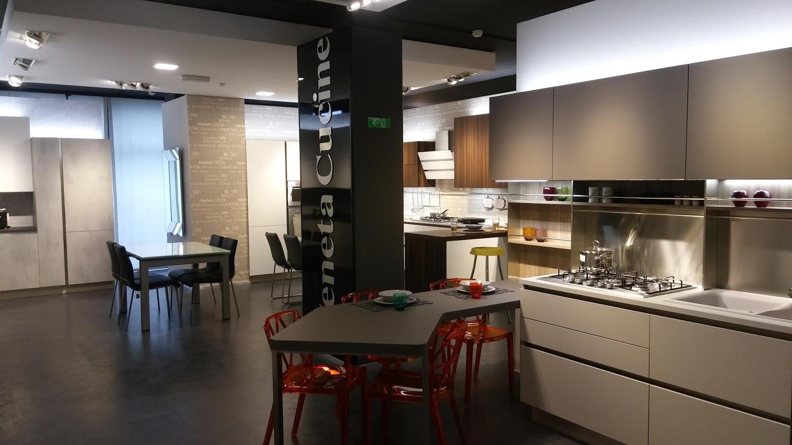 Veneta Cucine Milano  Lissone 2019