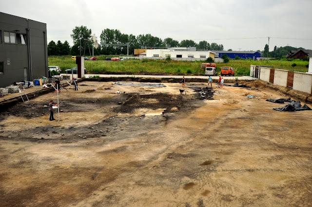 Wczesnośredniowieczne grodzisko w Dąbrówce k. Poznania
