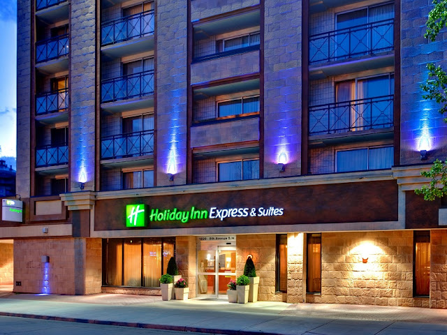 Hotel Holiday Inn Express em Calgary