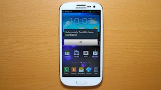 4 Cara Mengatasi Sayangnya Touchwiz Home Telah Berhenti Pada Samsung