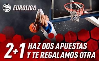 sportium Promo Inicio Euroliga 11-12 octubre