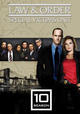 La Ley & El Orden UVE Temporadas 8 -10  DVDRip Dual
