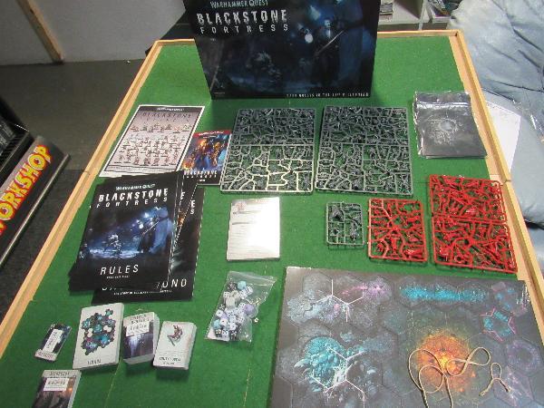 Blackstone Fortress caja