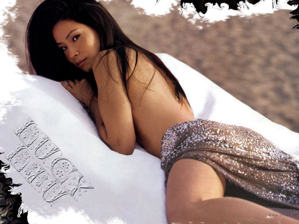 Lucy liu hot will not