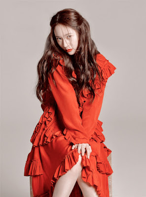 Krystal Jung f(x) GQ March 2016