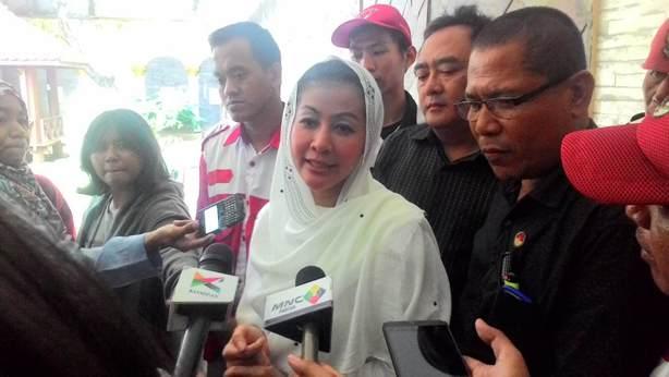 Wanita Emas: SBY Tak Hargai Perjuangan Saya Selama 10 Tahun