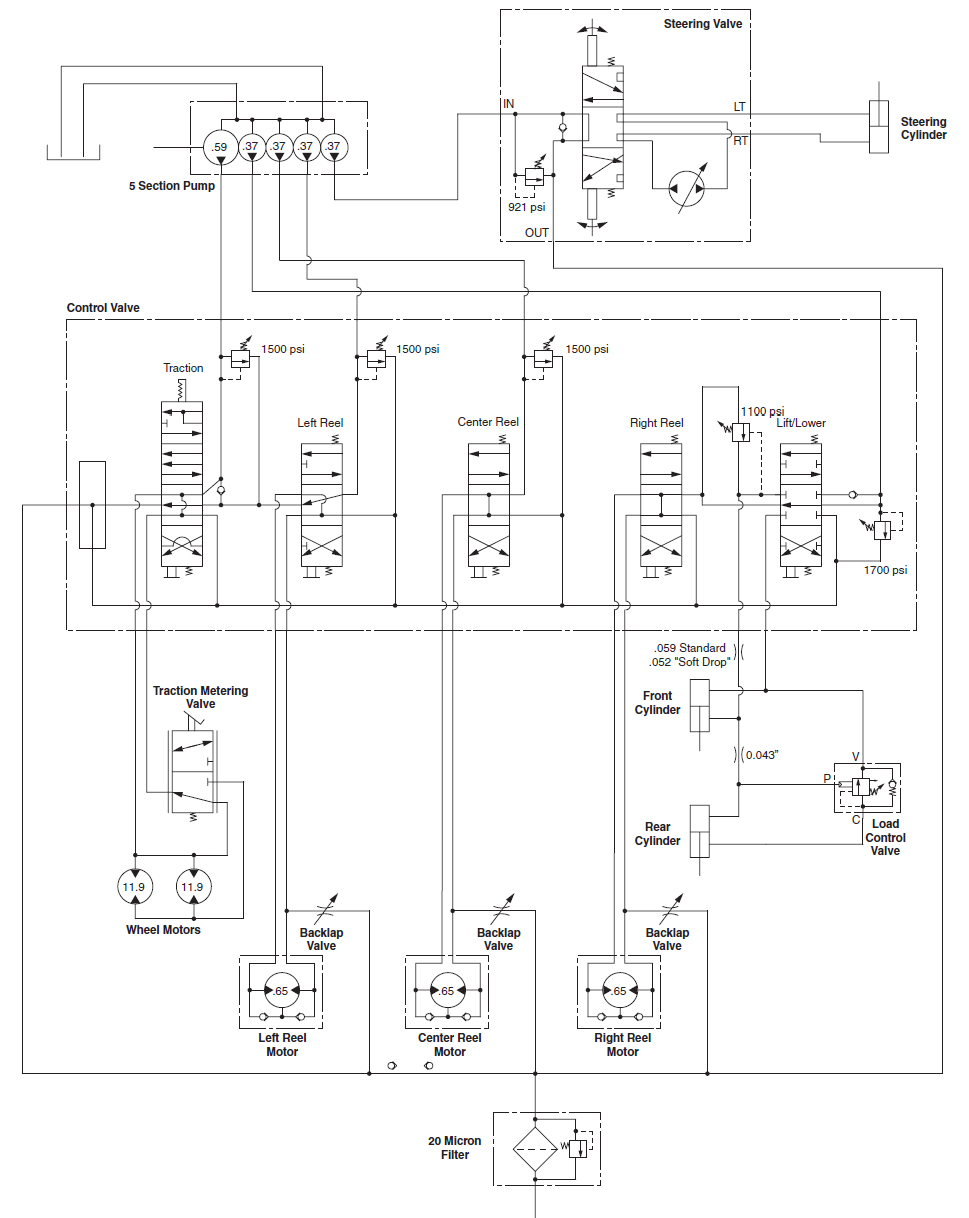 small resolution of jacobsen chief wiring diagram