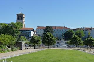 Champ de Mars, Valence.