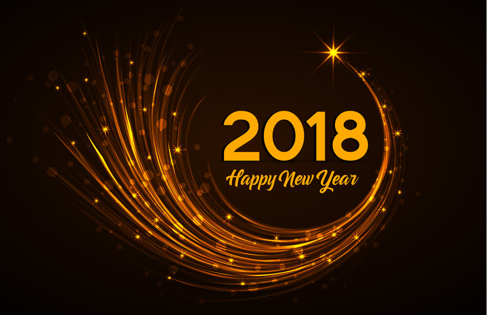 happy new year 2018 all wallpapers hd wallpapers and hd images for