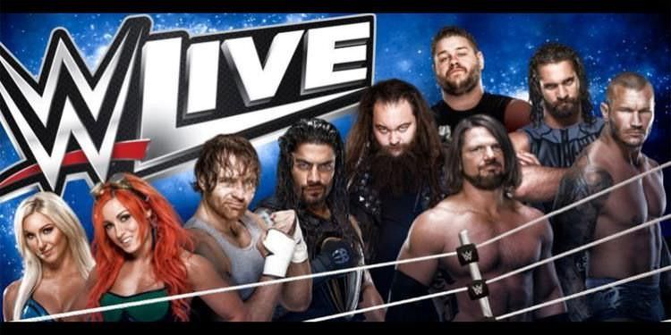 WWE SmackDown (10th April 2018) Full Show 500MB HDTV 480p x264
