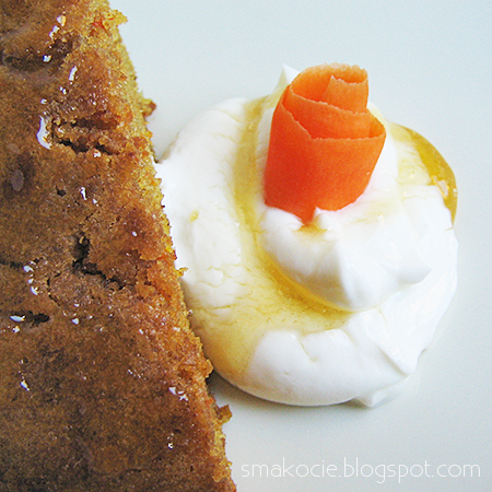 River Cottage Carrot Cake With Honey