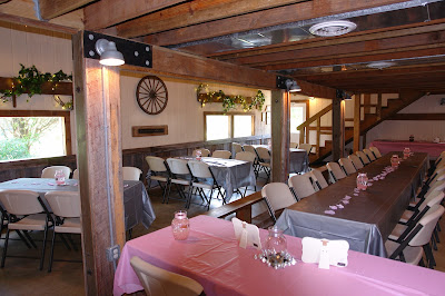 Country Jewell, wedding venue near Knoxville,
