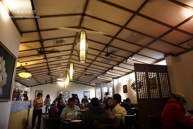越南小棧二樓用餐區照片