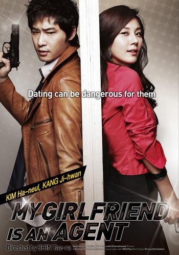 My Girlfriend Is An Agent (2009) แฟนผมเป็นสายลับ