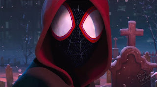 Marvel Comics Animated Movie SPIDER-MAN: Into The Spider-Verse Trailer
