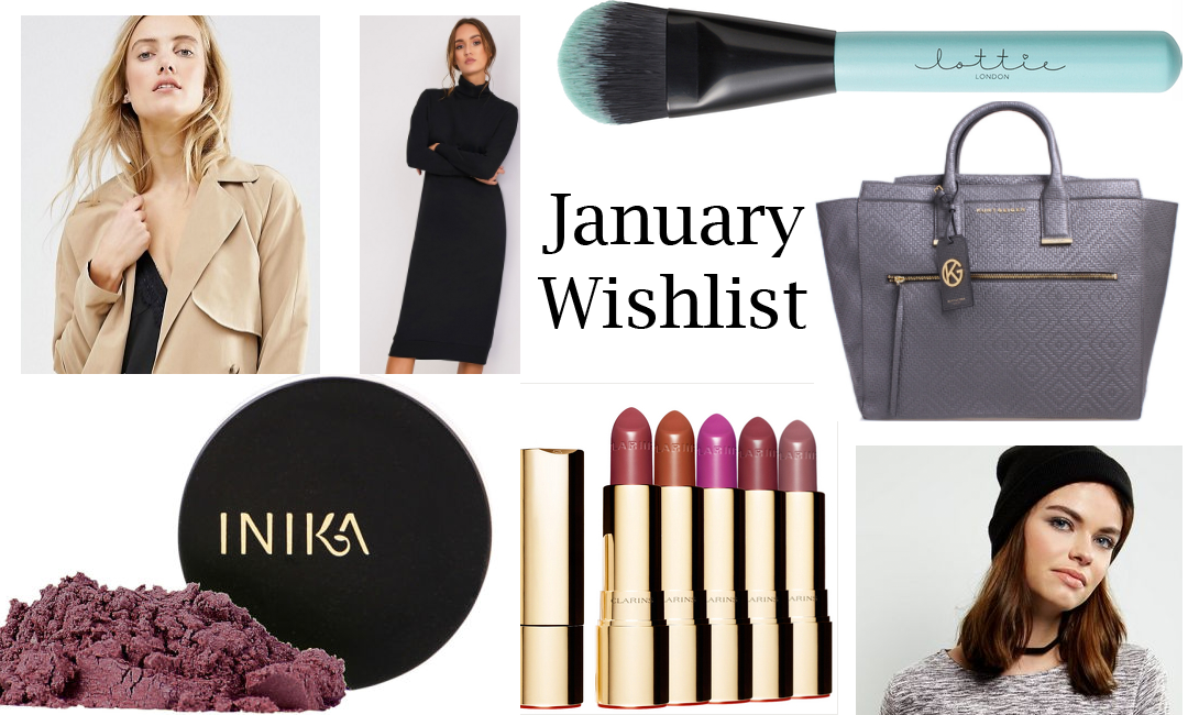 Shopping The Sales - January Wishlist