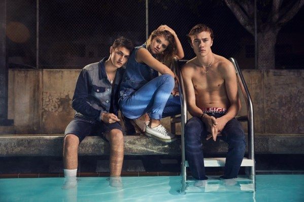 Tommy Hilfiger Denim Campaign SS 2017