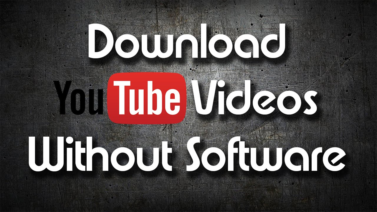 how to download youtube videos without permission