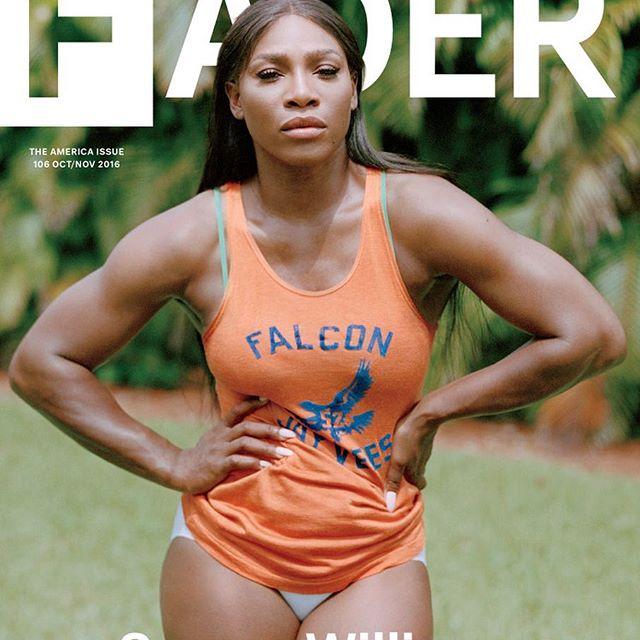 Serena williams hot body