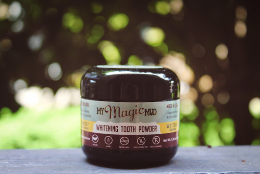 marleewho: How to Get Whiter Teeth Using My Magic Mud
