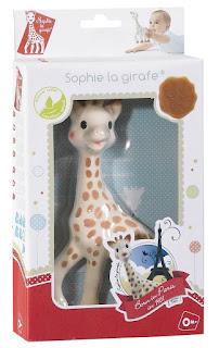 Sophie The Giraffe in Fresh Touch Gift Box unisex (france) cheapest in the UK £10.99