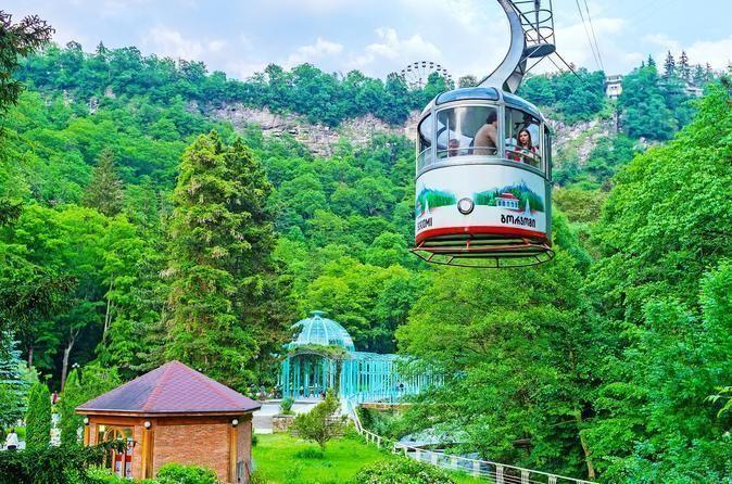 السياحة في جورجيا