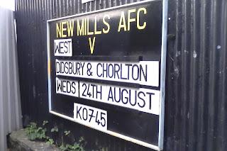 Church Lane, New Mills