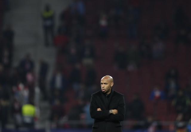 Posisi Thierry Henry di ujung tanduk karena performa AS Monaco yang buruk.