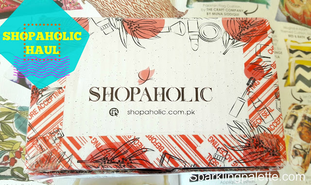 #Beashopaholic #Haul #shopping #onlineshopping #Stila #ColourPop