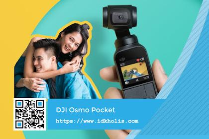 Deretan Youtuber Indonesia yang Menggunakan DJI Osmo Pocket Untuk NgeVlog
