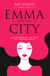 Book cover: Emma and the City by Amy Hilliges