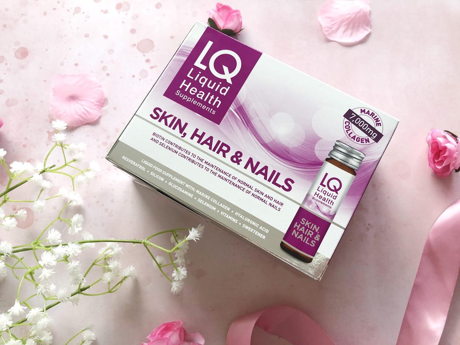 LQ Liquid Health Skin, Hair and Nails